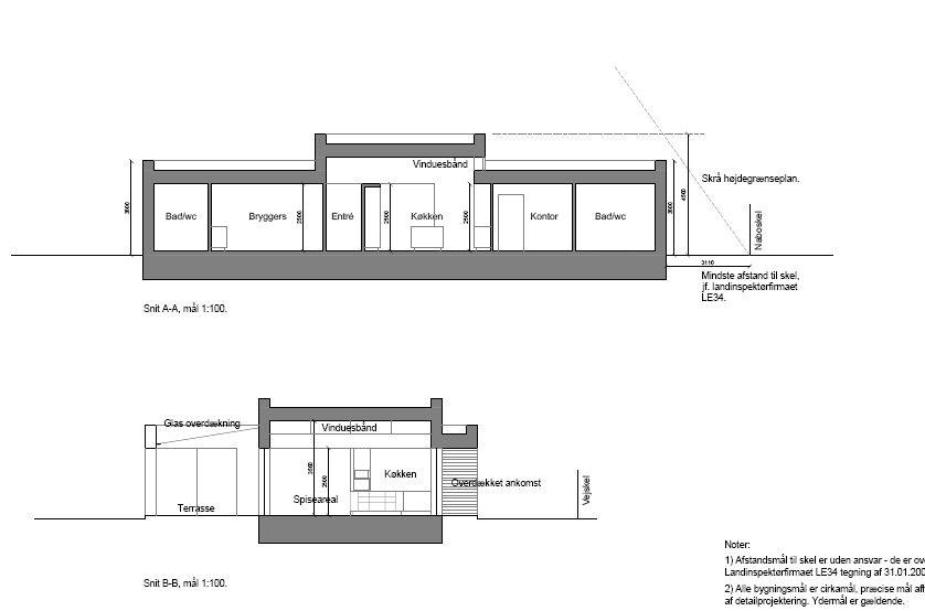 Ny villa i Jyllinge 06 - Arkinaut Arkitekter ApS