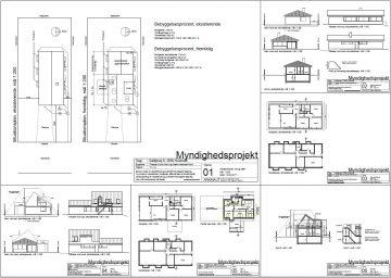 Projektering af renovering, tilbygning eller ombygning - Arkinaut Arkitekt- og byggerådgivning aps
