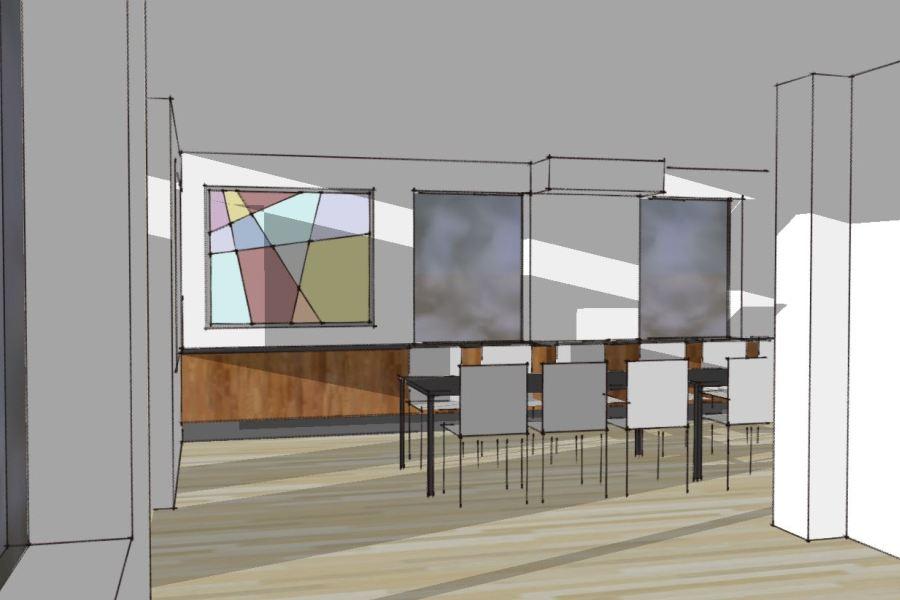 Stilskifte, facaderenovering og køkkenombygning i bungalow - Arkinaut Aps 05
