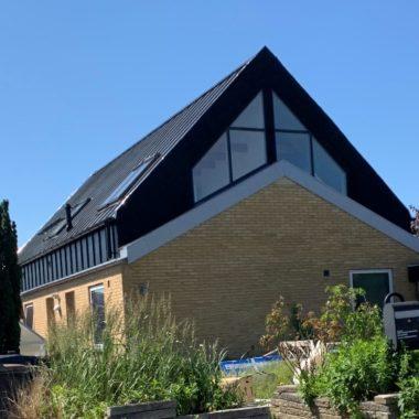 Ny førstesal på parcelhus - Arkinaut Arkitekt- og byggerådgivning ApS