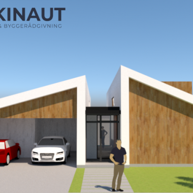 Arkitekttegnet hus - Arkinaut Arkitekt- og byggerådgivning ApS 4
