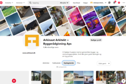 Arkinaut Arkitekter Aps på Pinterest