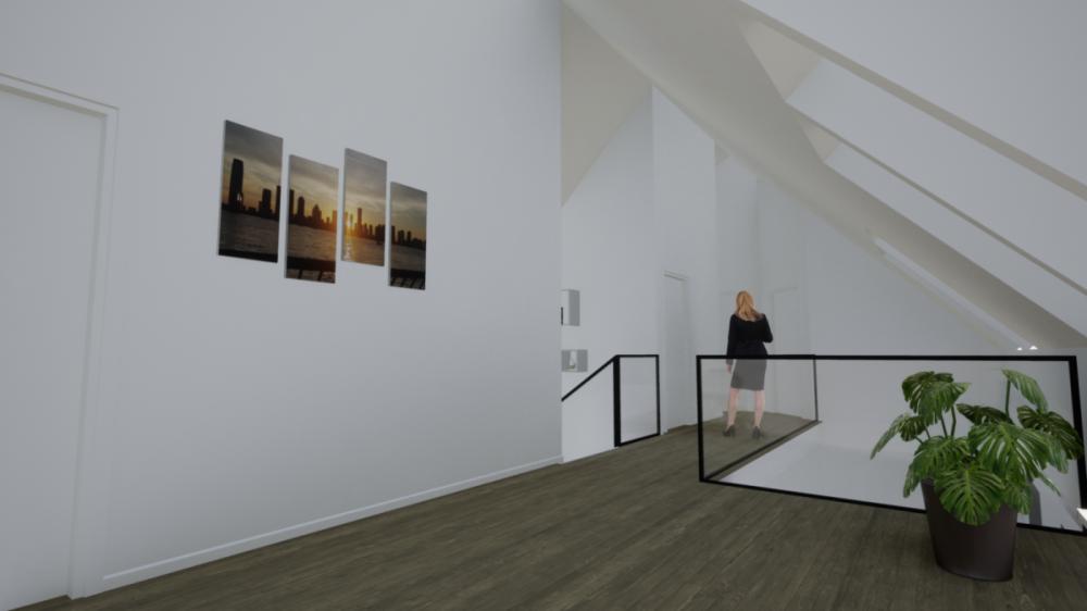 Ny førstesal på parcelhus - Arkinaut Arkitekt- og byggerådgivning ApS 2